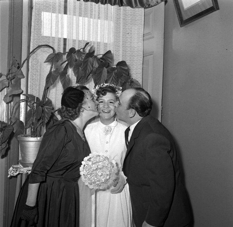 Wedding Photography, 1955, Portugal [LPB180420140003]