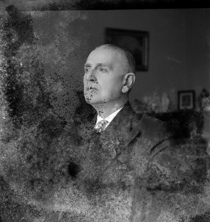 Portraits of Conde da Lousã, 1954 [LPB180420140011]