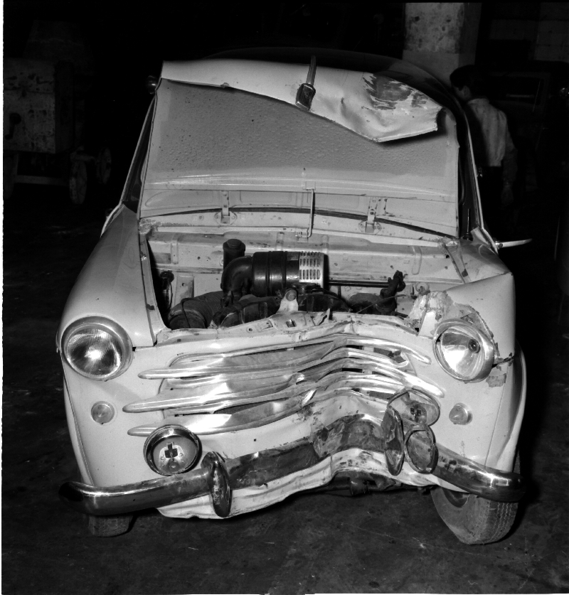Car accident, Fiat 11, 1958 [LPB180420140017]
