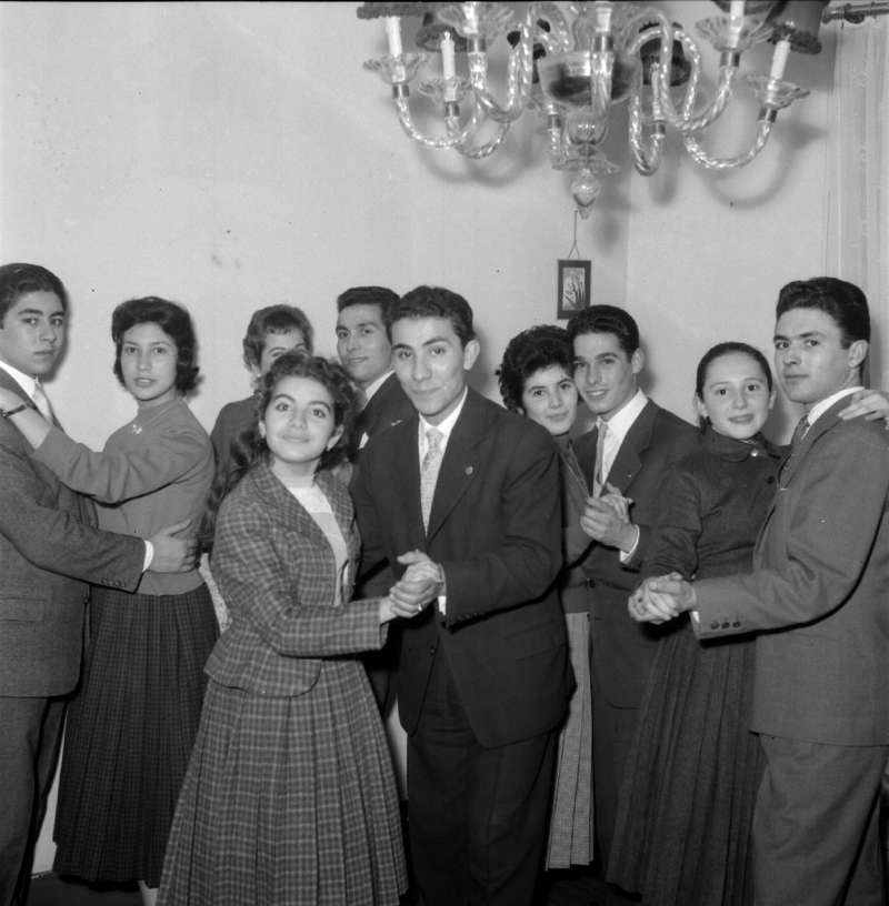 Birthday Party, 1958 Lisbon [LPB180420140030]