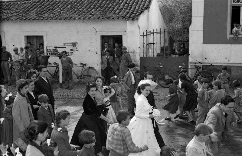 Marriage, Ribatejo, 1955 [LPB180420140031]